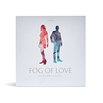 Hush Hush Projects Fog of Love Board Game Male-Female Cover Multicolor: Toys & Games [5Bkhe0204361]