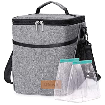 Lifewit Insulated Lunch Box for Adult