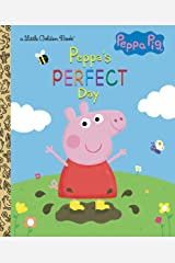 Peppa's Perfect Day (Peppa Pig) (Little Golden Book) Kindle Edition
