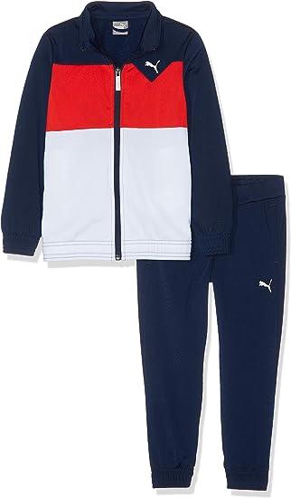 PUMA Jungen Tricot Suit IB Trainingsanzug