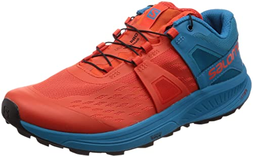 Shoes Men's Tomatofjord Cherry Salomon Pro Ultra Trail Running Blue IEHWD29Y