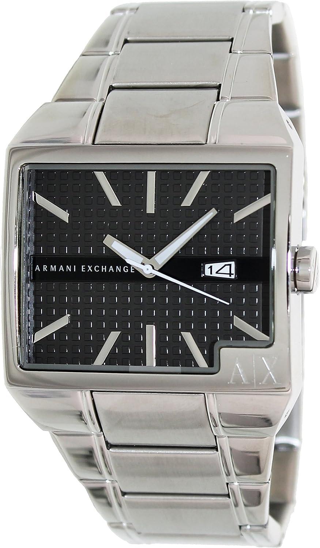 Amazon.com: Armani Exchange Mens Watches Bracelet AX2003 - WW: Armani Exchange: Watches