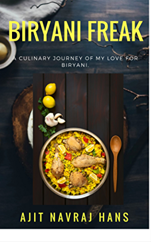 BIRYANI FREAK: A Culinary Journey of my love for biryani.