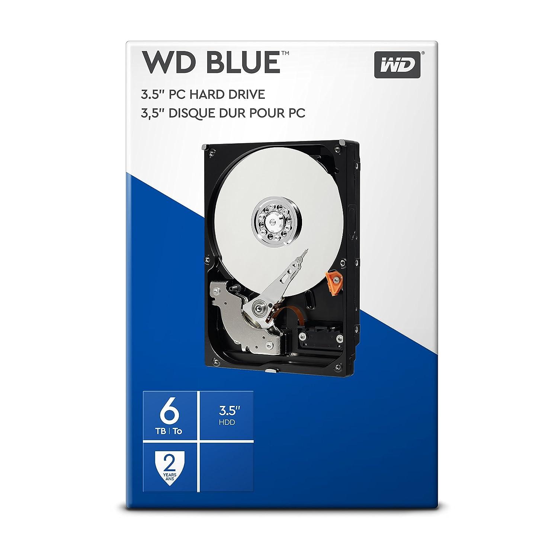 Western Digital WDBH2D0020HNC - Disco duro interno de 2 TB, color negro[modelo aleatorio Green/Blue] Western-Digital WDBH2D0020HNC-ERSN