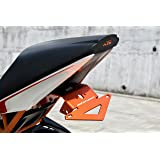 Motofusion Tail Tidy (Fender Eliminator) KTM RC 200/390 (Orange)