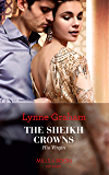 The Sheikh Crowns His Virgin (Mills & Boon Modern) (Billionaires at the Altar, Book 3) (English Edition)