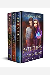 The Witches of Canyon Road, Books 1-3: Hidden Gifts, Darker Paths, and Mysterious Ways Kindle Edition