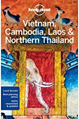 Lonely Planet Vietnam, Cambodia, Laos & Northern Thailand (Travel Guide) Paperback
