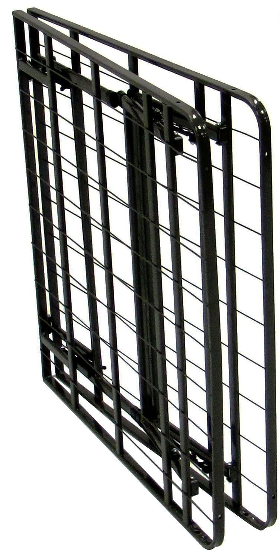 Epic Furnishings Dura Bett schwere schwarz Stahl Plattform ...