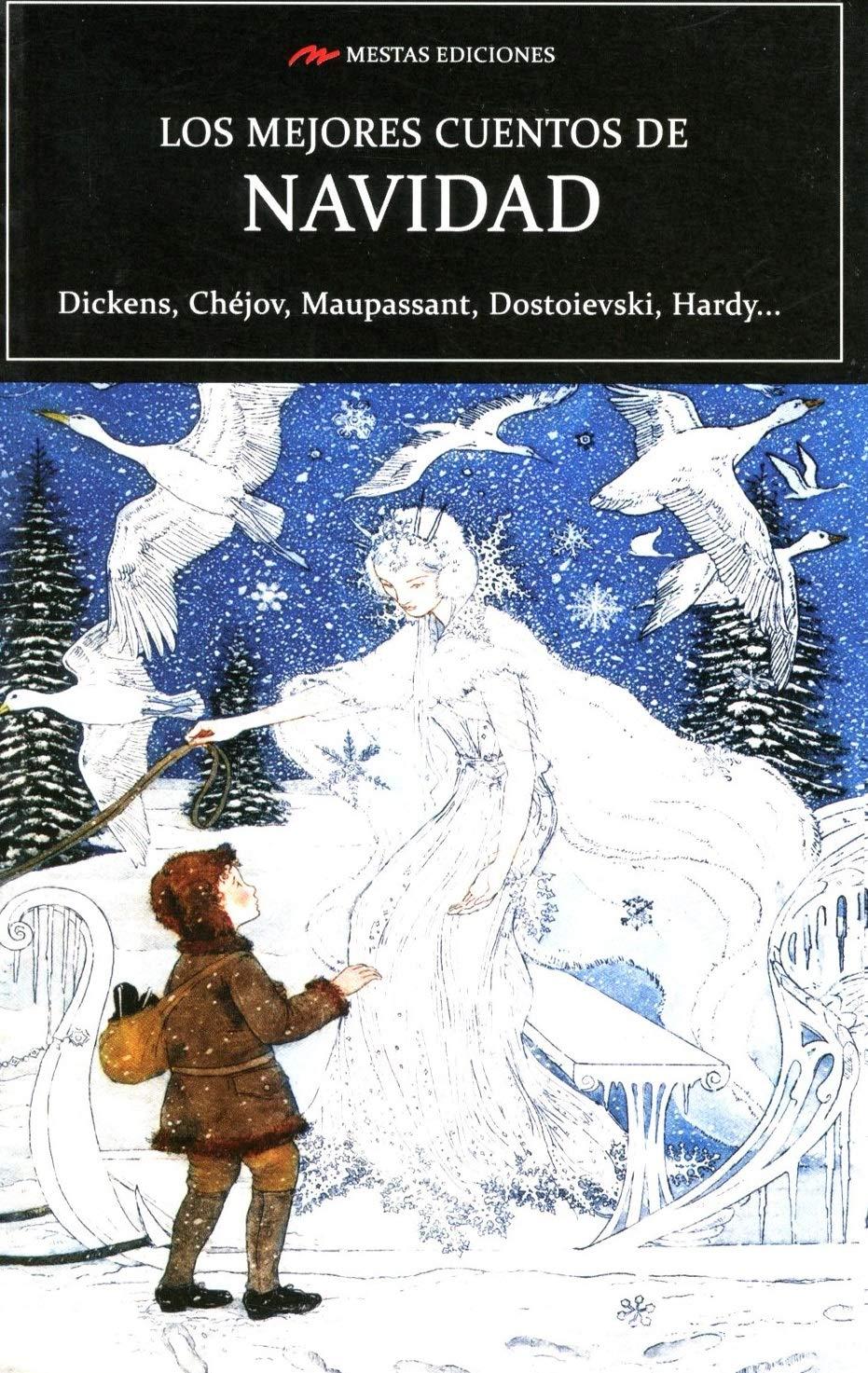 Los Mejores Cuentos De Navidad: 22: Amazon.es: Dostoyevski, Fiódor ...