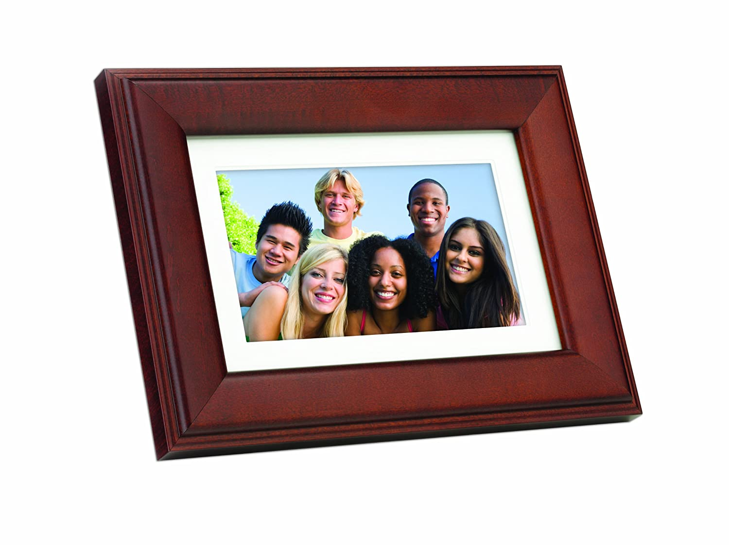 Amazon.com : GiiNii GN-705W 7-Inch Artforme Digital Picture Frame ...