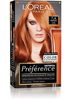 prfrence loral paris coloration permanente 74 cuivr intense - Coloration Permanente