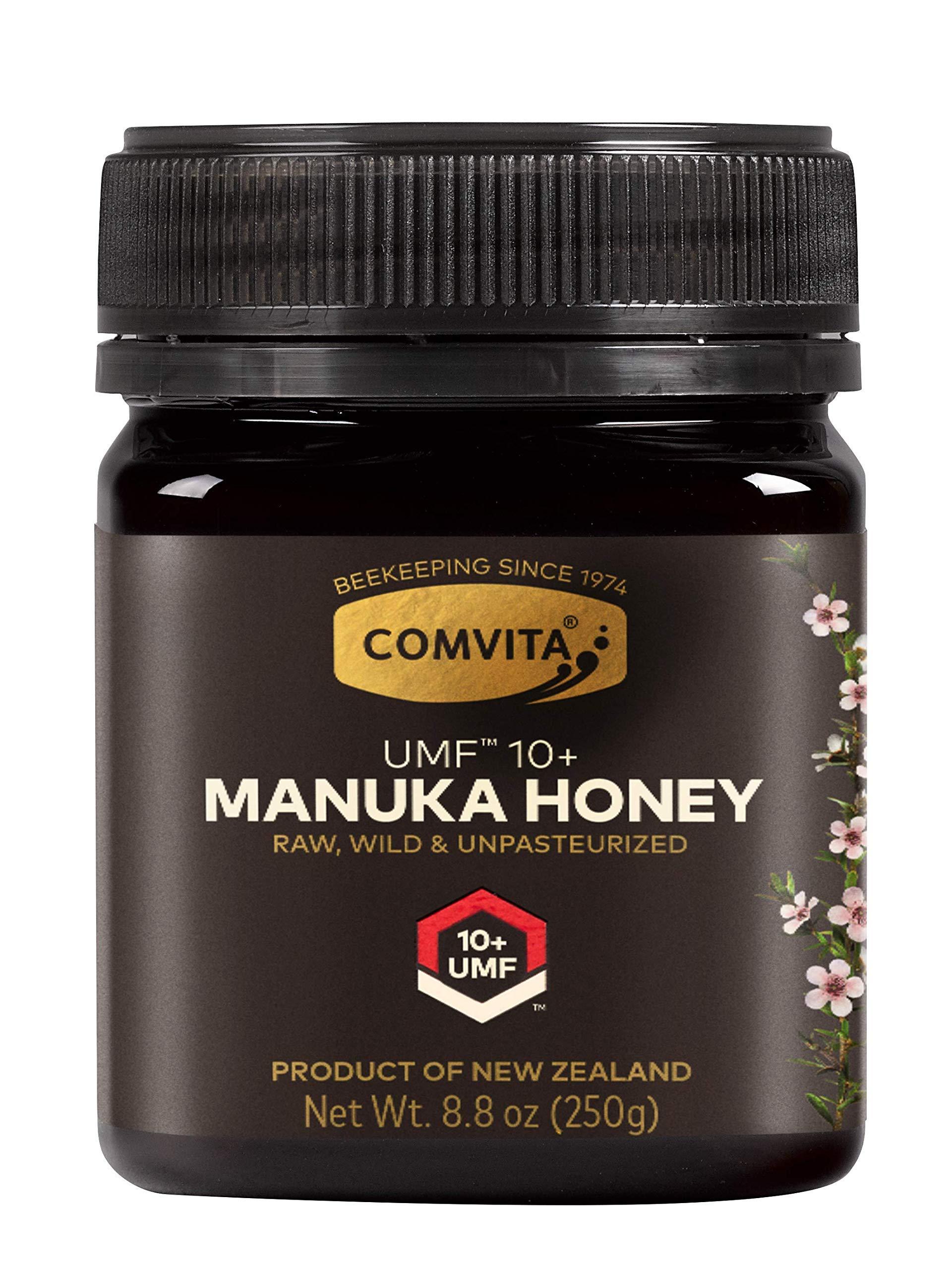 Comvita UMF 10+ (MGO 263+) Raw Manuka Honey | 8.8 oz I New Zealand's #1 Manuka Brand | Wild, Non-GMO I Premium Grade by Comvita (Image #2)