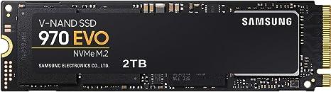 Samsung 970 EVO - Disco Duro sólido de 2 TB: Samsung: Amazon.es ...