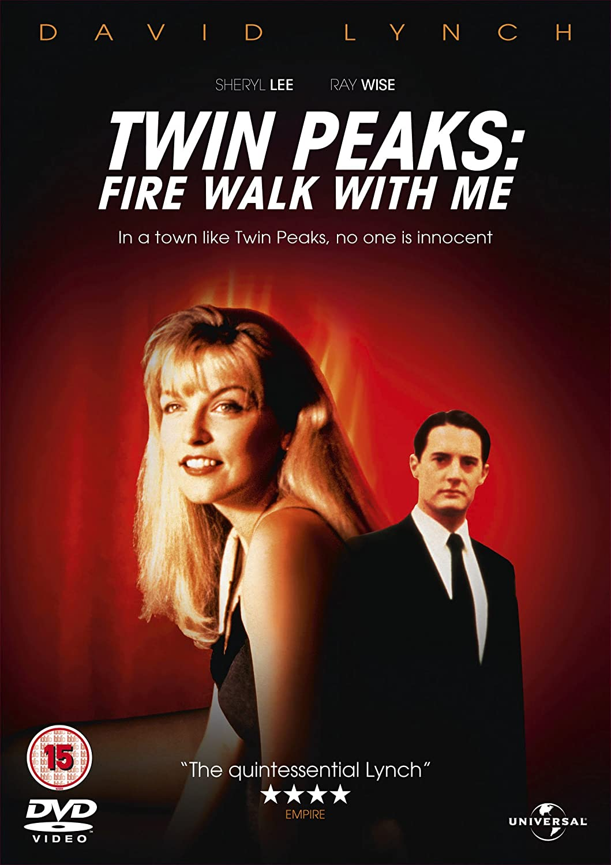 Twin Peaks: Fire Walk With Me [Reino Unido] [DVD]: Amazon.es: Movie, Film: Cine y Series TV
