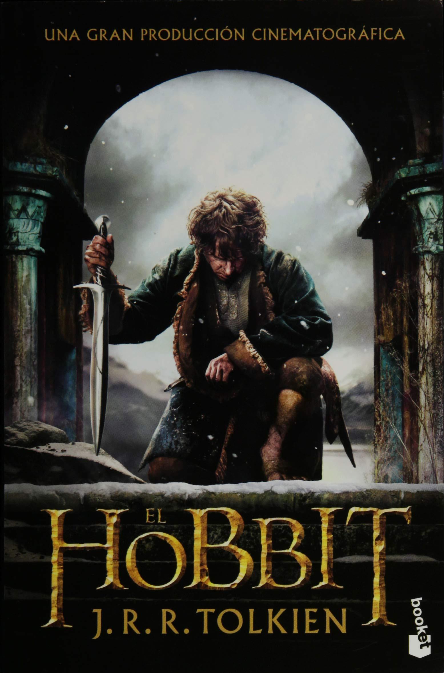 El Hobbit (Mti): Amazon.es: Tolkien, J. R. R.: Libros