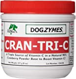 DOGZYMES Cran-Tri-C Health Supplement for Dogs