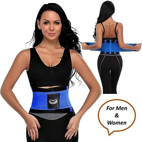 39f186a8ffe45 Tdas sweat slim belt for men women waist stomach belt shaper fitness belt  yoga wrap hot