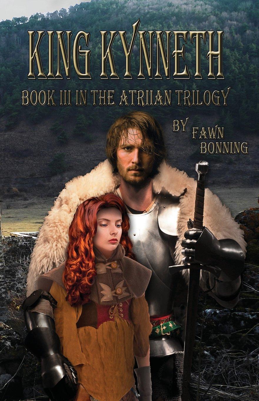 Download King Kynneth: Book III in The Atriian Trilogy (Volume 3) ebook