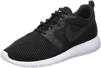 huge selection of f0b01 74782 Nike Roshe One Hyp Br, Chaussures de Running Entrainement Homme, Noir(Black