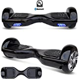 "6.5"" HoverBoard Electric Scooter Smart Self-Balancing Wheels Hover Board With Built-in Bluetooth Speaker UL2272 Certified"