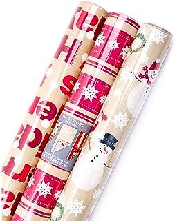Hallmark christmas 2019 gift wrap