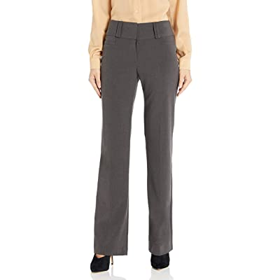 A. Byer Women's Magic Waistband Slimming Pants: Clothing