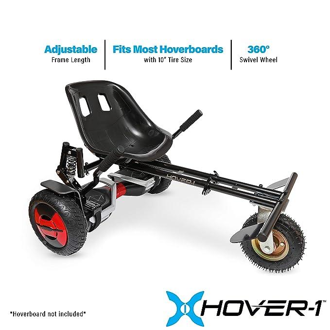 Amazon.com: Hover-1 Beast Buggy - Patinete de equilibrio ...
