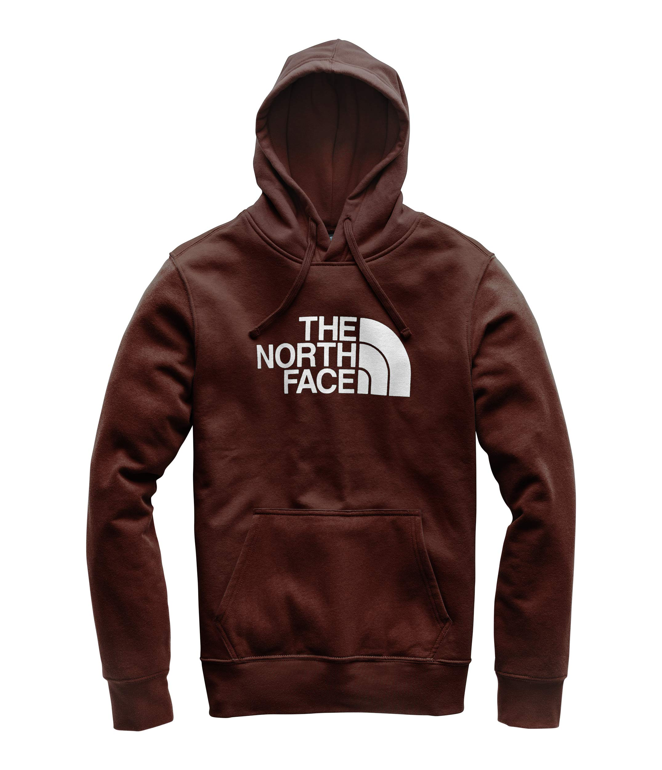 92ad49ff2 The North Face Men's Half Dome Pullover Hoodie - Sequoia Red & TNF White -  XL