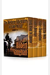 The Western Adventures of Cade McCall Box Set (Volumes 1-4) Kindle Edition