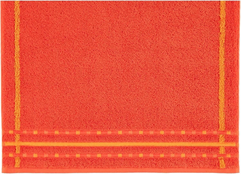 377 Waschhandschuh 16x22 cm Vossen Handt/ücher Atletico Cranberry