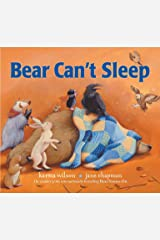 Bear Can't Sleep (The Bear Books) Hardcover