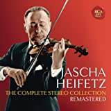 Jascha Heifetz - The Complete Stereo Collection Remastered