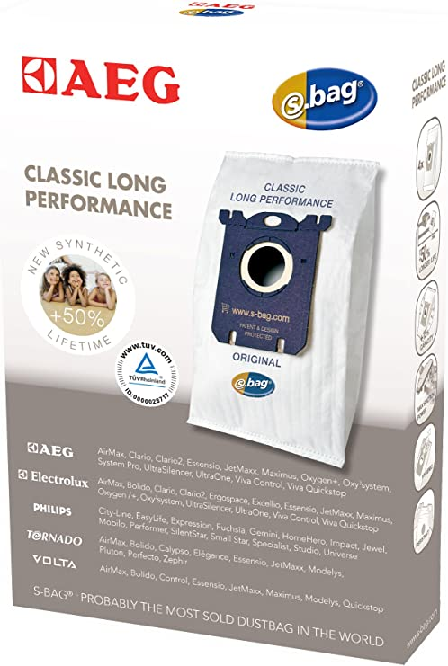 AEG GR201 Bolsa de Aspirador: Amazon.es: Hogar