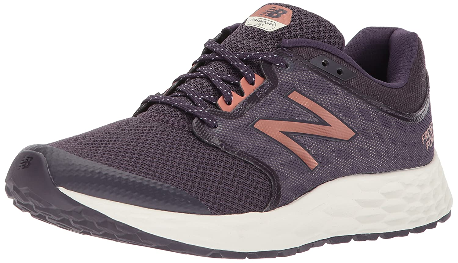 New Balance Women's 1165v1 Fresh Foam Walking Shoe B06XXCQS2H 12 D US|Purple