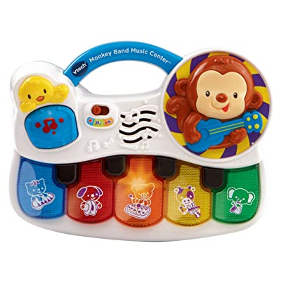 VTech Monkey Band Music Center: Toys & Games