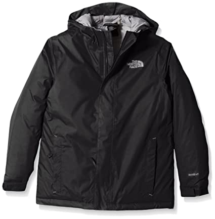 The North Face Y Snow Quest Jkt Chaqueta, Infantil, Negro, XS