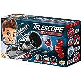 Buki TS008B - Télescope - 50 Activités