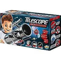 Buki - TS008B - Telescopio 50 actividades
