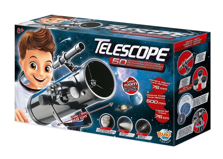 telescope astronomie Télescope Buki 50 activités