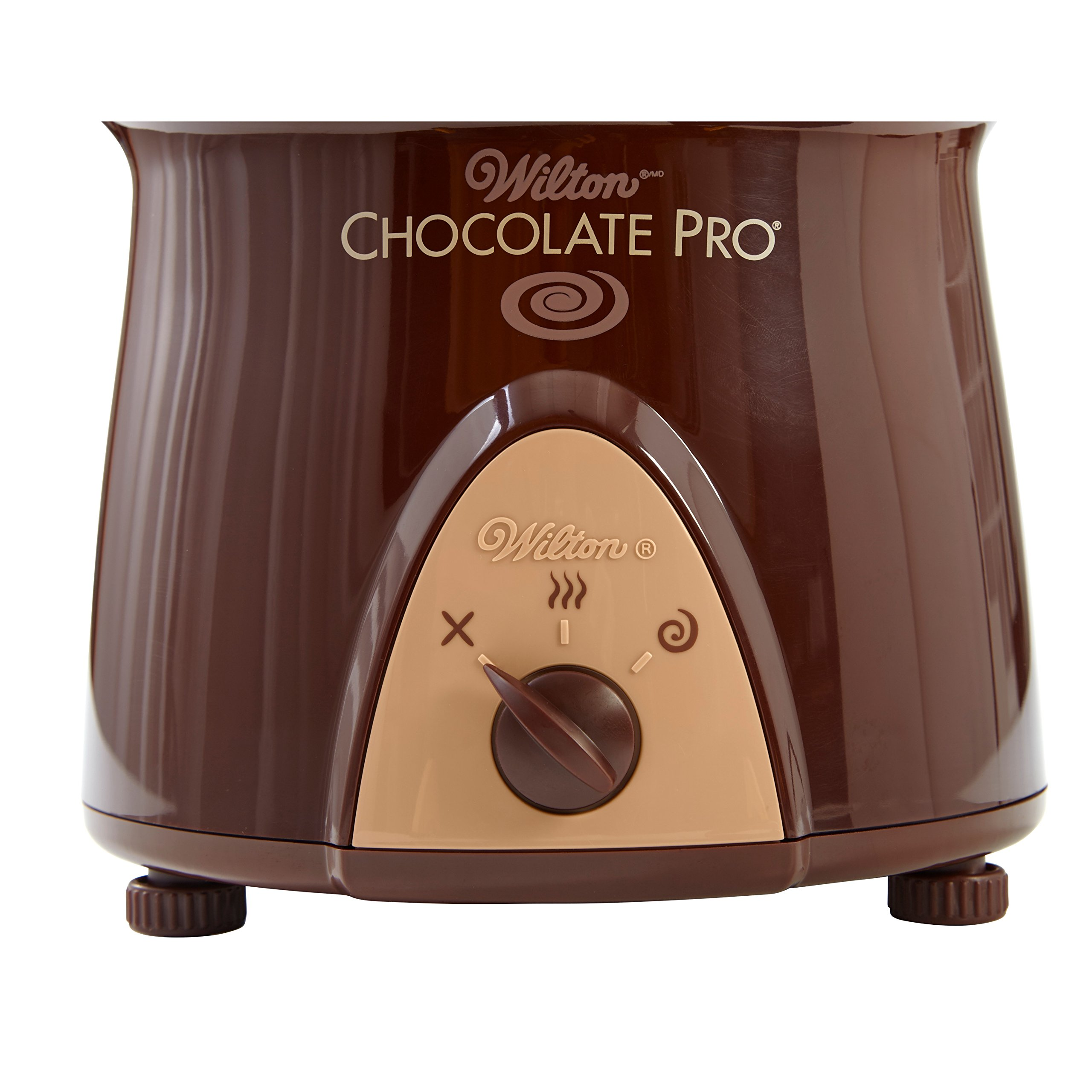 Wilton Chocolate Pro Chocolate Fountain - Chocolate Fondue Fountain, 4 lb. Capacity