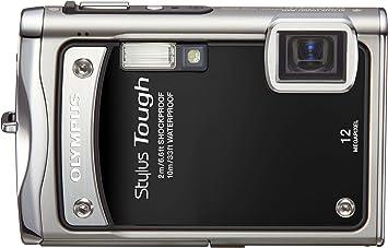 Amazon.com: Olympus Stylus TOUGH-8000 12 MP Cámara Digital ...