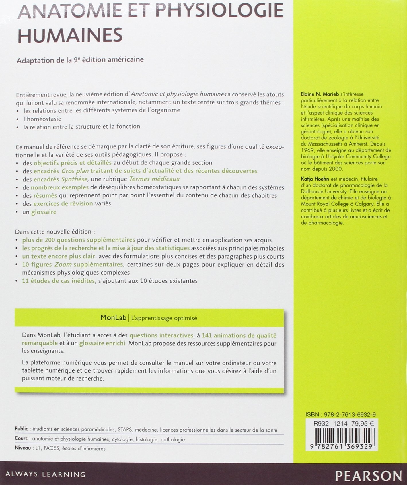 Anatomie et physiologie humaines: Amazon.de: Linda Moussakova, René ...