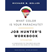 Image for What Color Is Your Parachute? Job-Hunter's Workbook, Fifth Edition: A Companion to the Best-selling Job-Hunting Book in the World