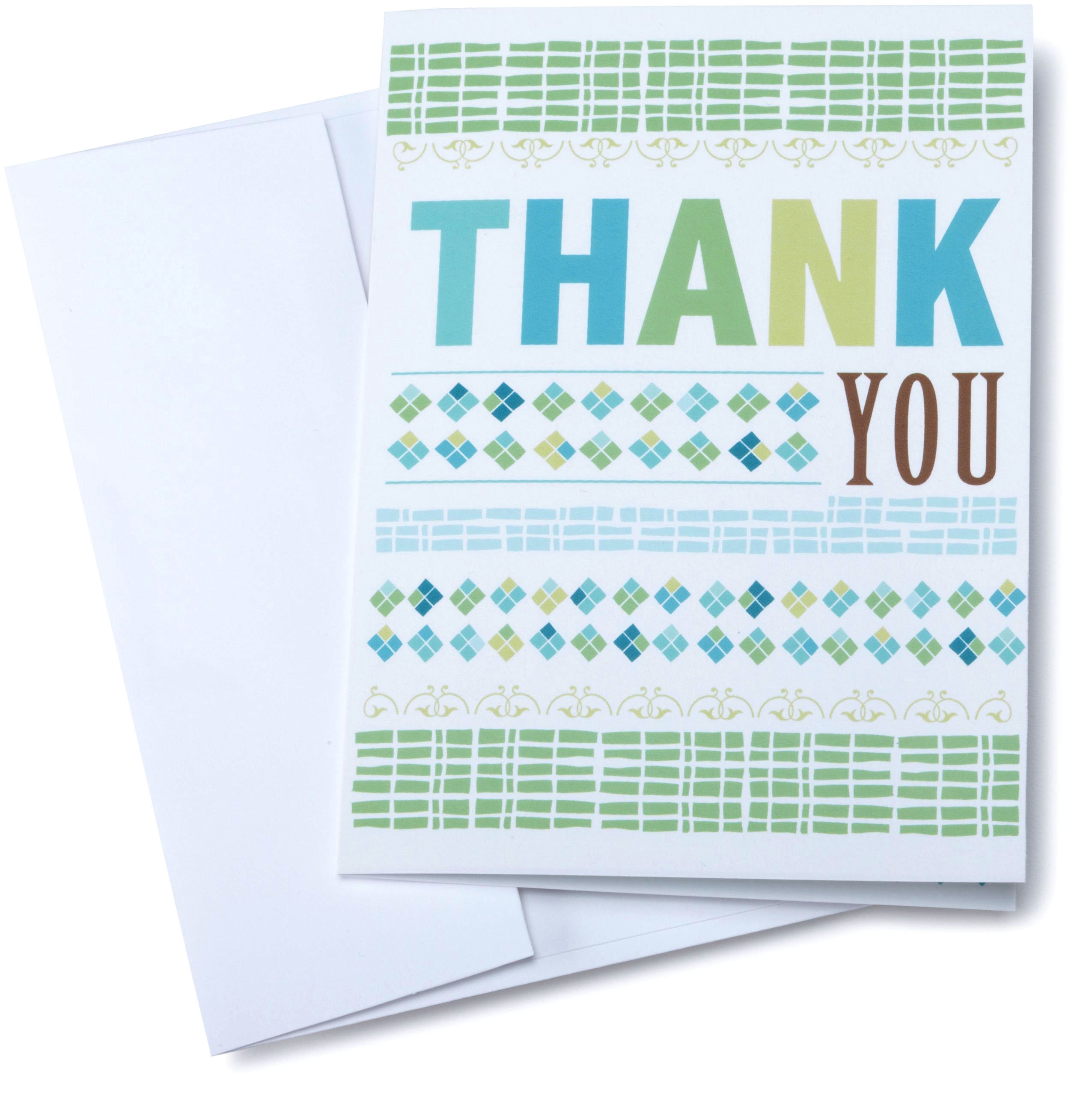 Amazon.com $500 Gift Card in a Greeting Card (Thank You Design) by Amazon (Image #3)