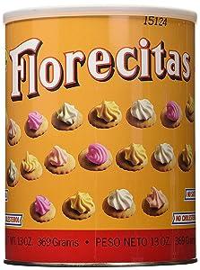 Florecitas Ice Gem Cookies by Royal Borinquen in Puerto Rico - 13 oz