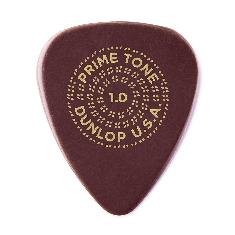 Jim Dunlop 511P10 Primetone 1.0mm Standard Sculpted Plectra Guitar Picks, 3-Pack 24511100003