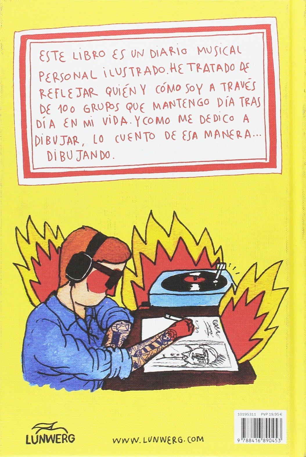 100 Artistas Sin Los Que No Podría Vivir Ilustración Amazon Es Cavolo Ricardo Libros