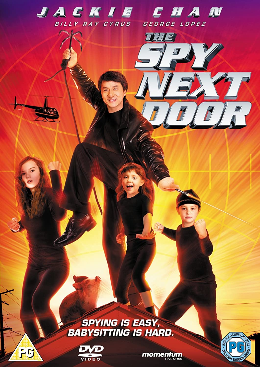 Image result for Spy next door