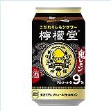 檸檬堂 鬼レモン 350ml缶24本入りケース